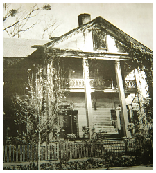 Wirick-Simmons House in Monticello, Florida